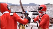 Clash of the Red Rangers Trailer