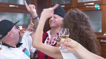 """Любе и Дафи Спасови посреща гости - """"Черешката на тортата"""" ((18.12.2020)"""