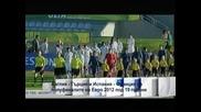Англия – Гърция и Испания – Франция са полуфиналите на Евро 2012 под 19 години