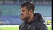 Венци Василев: Използвахме шансовете си по най-добрия начин