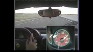 Top Speed Ferrari Enzo - 363 Km/h