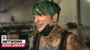 The Riott Squad overcome with emotion ahead of WrestleMania: WWE Network Exclusive, April 10, 2021