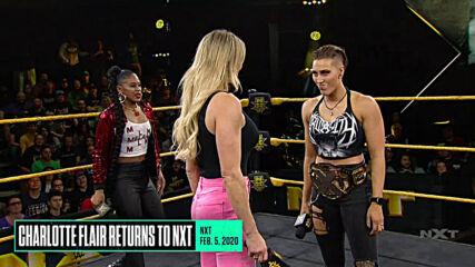 Charlotte Flair's thrilling returns: WWE Playlist