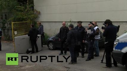 """Полицейска акция в джамия в Берлин в търсене на поддръжници на """"Ислямска държава"""""""