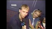 Brian Littrell Makes Funny Noises