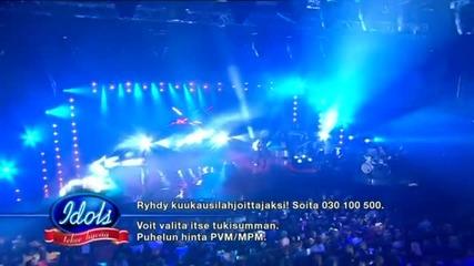Tarja Turunen feat. Jyrki 69 - Underneath (live)