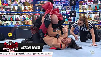 Shinsuke Nakamura vs. King Corbin: SmackDown, May 14, 2021
