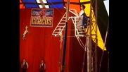 Клоун Пада В Цирк
