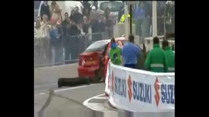 Monte Carlo 2008 Crash