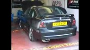 Opel Vectra B Power 2.6 V6 Dyno