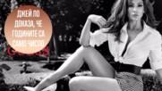 """Дженифър Лопес със секси снимки за """"Guess"""""""