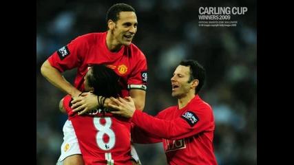 Man.united 2008 - 2009