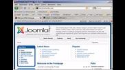 Как да си направя сайт за 5 мин. с Joomla и Artisteer 2