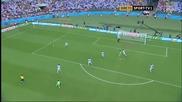 Нигерия 2:3 Аржентина 25.06.2014