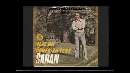 Saban Saulic - Pati,  veni ko svi ostavljeni