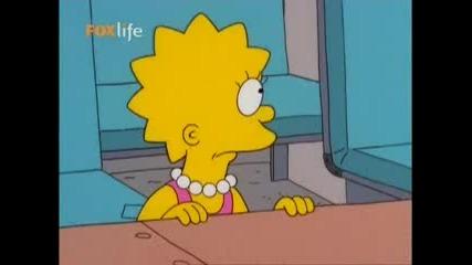 [s14 ep16] Семейтсво симпсън [бг Аудио] / The Simpsons Bg Audio (10.07.2009)