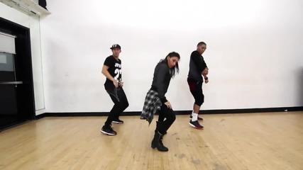 Beyonce - 711 Dance Video @mattsteffanina Choreography (intermediate Hip Hop Routine)