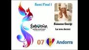 Евровизия 2009 песните от Първия полуфинал