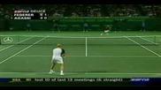 Atp Ms Miami 2005 : Федерер - Агаси