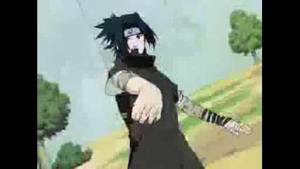 Sasuke - Pushing Me Away