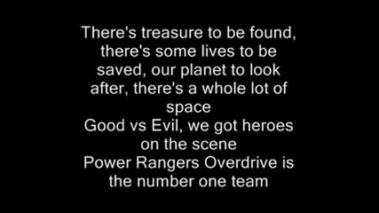 Operation Overdrive Sing - Along