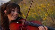 * Приказка в Ноти * Lindsey Stirling and Debi Johanson - River Flows In You ( Официално Видео )