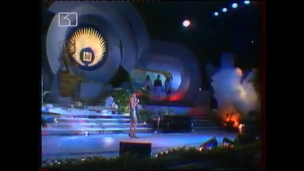Таня Боева-сън-златният Орфей-1995
