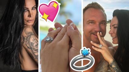 Фаталната Цеци Красимирова показа тлъст диамант. Стяга ли сватба?