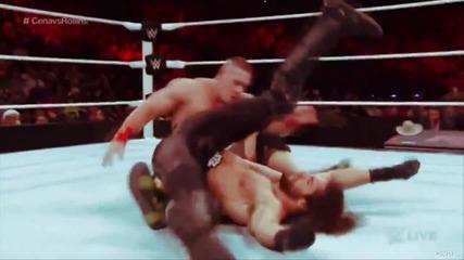 My WWE MV's.