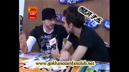 Gokhan Ozen-Cebit 2008