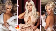 Става горещо: Андреа се пусна гола от ваната, коментира отношенията си с Кобрата