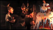 Песен от филма СЕДМОТО ДЖУДЖЕ - Ненчо Балабанов, Наско Сребрев, Петър Калчев, Борис Кашев и др.