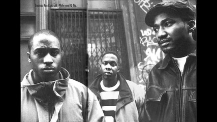 A Tribe Called Quest - Oh My God (uk Flavour Radio Remix)