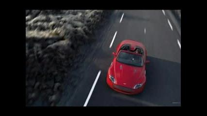 Снимки На Aston Martin И Nissan Skyline