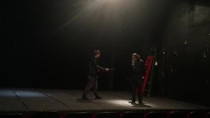 Мариус Куркински...behind the scenesот заснемането на рекламния ни