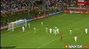 Позор за Англия на рождения ден на Капело, равенство 0:0 с Алжир World Cup 2010
