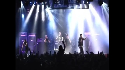 Van Canto - Intro & Pathfinder : Wacken Open Air 2008