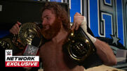 Sami Zayn trashes Jeff Hardy and AJ Styles after title victory: WWE Network Exclusive, Sept. 27, 2020