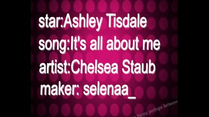 Its All About Ashley!