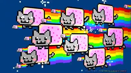 Nyan Cats Attack!