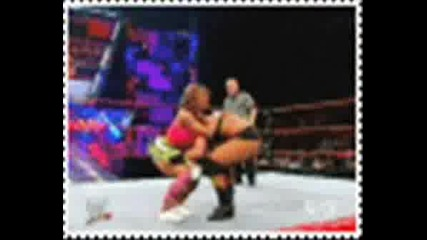 Wwe Mickie James In Action ; {by Me}