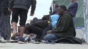 France: New mosque opens at Calais refugee camp despite demolition fears