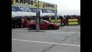 Драг - Porsche vs. Citroen