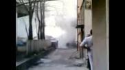 Експлозия На Кола В Поморие