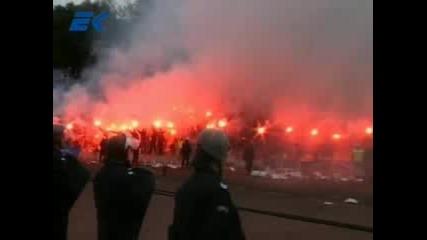 Levski Sofia Anti Police