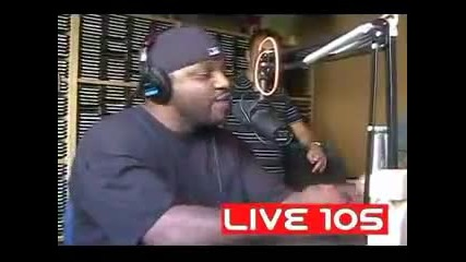 Aries Spears does rap made for Jza