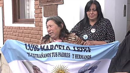 Argentina: Families fuming over govt. response to located ARA sub