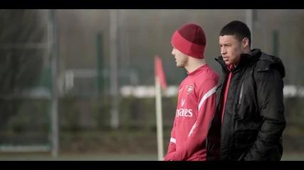 Nike Academy vs Arsenal Youth Team