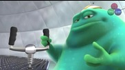 Pixar Lifted Mini-Animation (Как извънземните вземат книжка) High-Quality