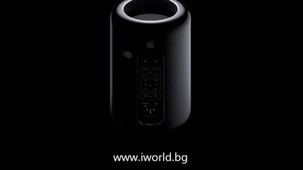 Mac Pro - 12-ядрен